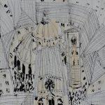firenze-30x30cm-technique-mixte-sur-toile-2013