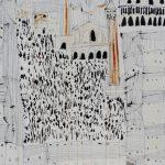 venezia60x60cm-technique-mixte-sur-toile-2013