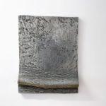 """Selter 2"", alu., 103 x 74 cm."